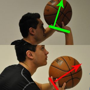 When Should My Non-Shooting Hand Come Off The Ball?